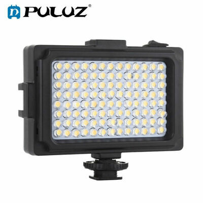 Dimmable 96LED Video Light Photo Camera Hot Shoe LED Lamp For Camcorder DV 120° • 10.77£