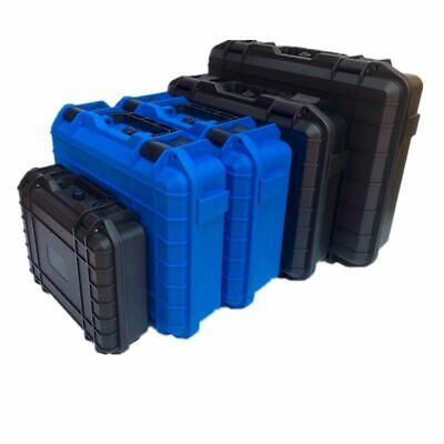 £48.15 • Buy Tools Box Portable ABS Plastic Impact Resistant Equipment Instrument Safety Case