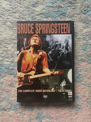 £7.99 • Buy Bruce Springsteen: The Complete Video Anthology - 1978-2000 DVD (2003) The Boss