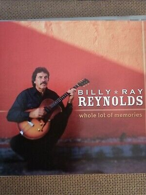 $ CDN20 • Buy Whole Lot Of Memories * By Billy Ray Reynolds (CD, Oct-2002, Music World...