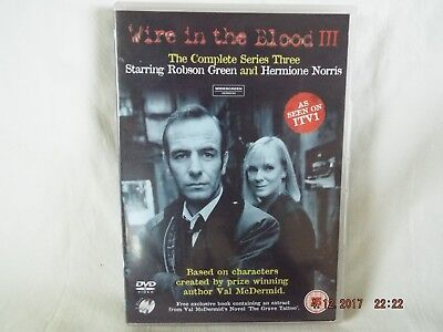 Wire In The Blood Iii Dvd • 1.99£