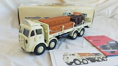 $12.99 • Buy Corgi Classics FLOWERS BREWERY  FLATBED LORRY / TRUCK Limited Edition. RARE