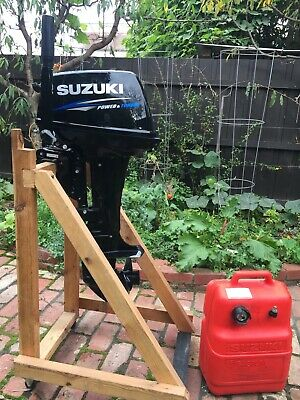 AU1500 • Buy 15 HP Suzuki Outboard Motor - As New