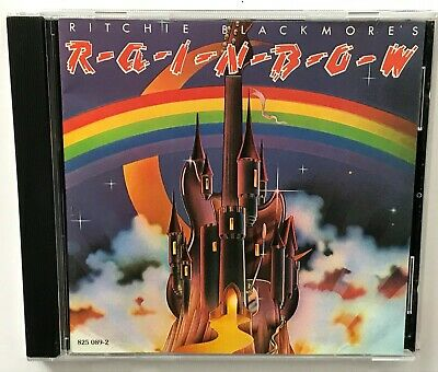 $5.13 • Buy Ritchie Blackmore's RAINBOW Cd BMG Issue MINT!! Man On The Silver Mountain Dio