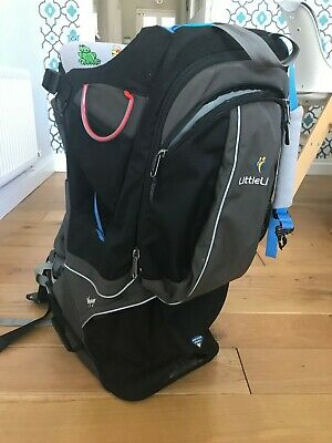 LittleLife Cross Country Child Backpack And Sunshade, Used 4-5 Times!! • 40£