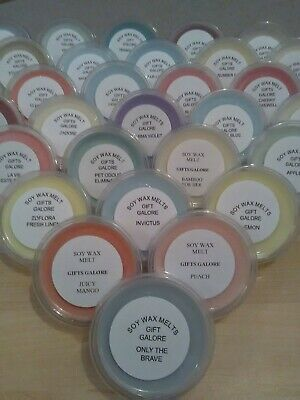 WAX MELT POT HIGHLY FRAGRANCED Inc.Perfume/aftershave Inspired  • 1£