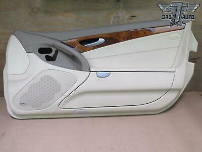 $325.20 • Buy 03-12 Mercedes R230 Sl-class Right Door Interior Trim Cover Panel Oem