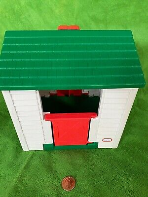 $31.99 • Buy Vintage Little Tikes Dollhouse Size Playhouse Outdoor Furniture Cozy Cottage