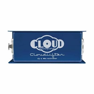 $149 • Buy Cloudlifter CL-1 By Cloud Microphones, Up To +25dB Of Ultra-Clean Gain