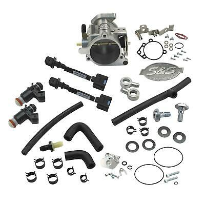 $776.47 • Buy S And S Cycle 58mm Efi Throttle Body Kit 58mm 106-4407