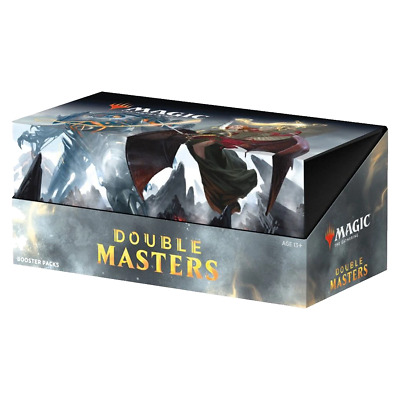 AU449.95 • Buy PREORDER Magic The Gathering MTG Double Masters Booster Box W/ 24 Packs