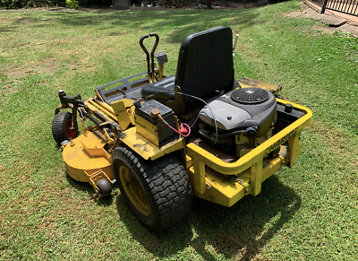 AU2800 • Buy Zero Turn Mower DREAT DANE 61 Inch Cut