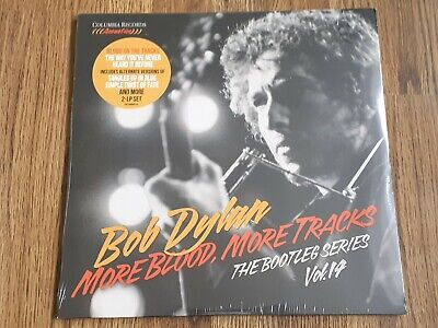Bob Dylan - More Blood More Tracks (the Bootleg Series Vol 14) 2lp New Sealed • 21.95£