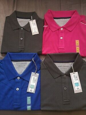 Marks And Spencer T-shirt, Polo Shirt, S,M,L,XL.New • 6.99£