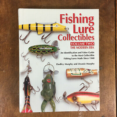 £42.07 • Buy Vintage Fishing Lure Collectibles Price Guide Value Book The Modern Era Identify