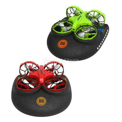 AU40.19 • Buy JJRC H94 2.4G 3-in-1 RC Drone RC Boat For Kids Children With 4 Propeller