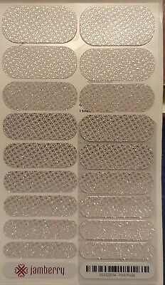 AU9 • Buy Jamberry Nail Wraps Full Sheet *retired* Pink *First Frost*