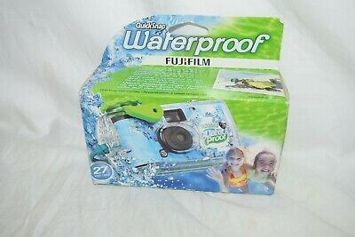 £15.83 • Buy Fujifilm Quicksnap Waterproof Disposable Camera - NEW - 27 Exposures EXP 2012