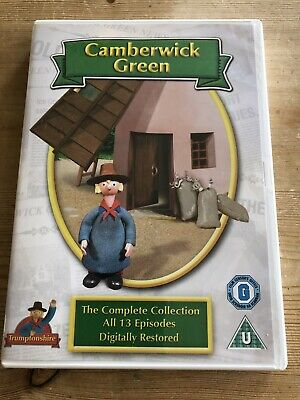 £8 • Buy Camberwick Green  DVD Complete Collection Digitally Restored