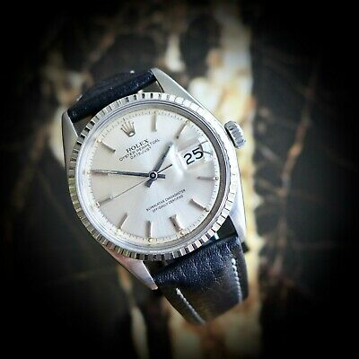 $ CDN5963.76 • Buy A Stunning Gents Vintage 1969 Rolex Oyster Perpetual Datejust Wristwatch