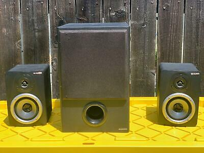 $250 • Buy M-Audio Studiophile LX4 2.1 Surround Sound Expandable Reference Monitors System
