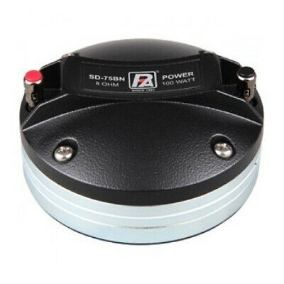 P-Audio SD-75BN 100W 1.4  Throat Neodymium Compression Driver • 148.99£