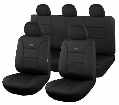 AU283.99 • Buy Sharkskin Ultimate Neoprene Seat Covers For Mitsubishi Triton Ml-Mn Series 20...