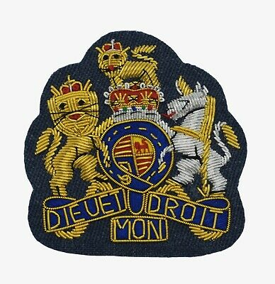 £15.99 • Buy Warrant Officer Class 1 Hand-Embroidered Rank Badge Color RAF R2269