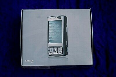 Nokia N95 Mobile Phone (Unlocked) In Original Box With All Accessories • 78.99£
