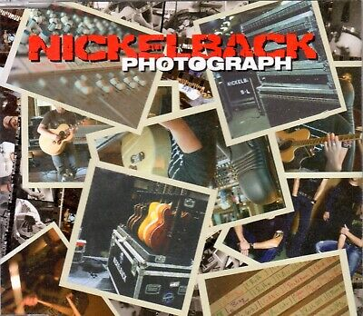 Nickelback CD Single: Photograph (Edited & Album Versions) + We Will Rock You • 3.99£