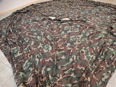 $399.95 • Buy US Military HDT 15 Man ArctiX Shelter Camouflage Fly NSN:8340-01-620-8552