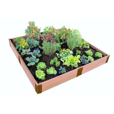 Frame It All Raised Garden Bed Planter Composite Planting Area 8x8 Ft 11 Inch • 296.03£