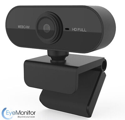 $ CDN23.41 • Buy Web Camera 1080P Built-in Microphone Full HD, Computer Webcam USB For Video Conf