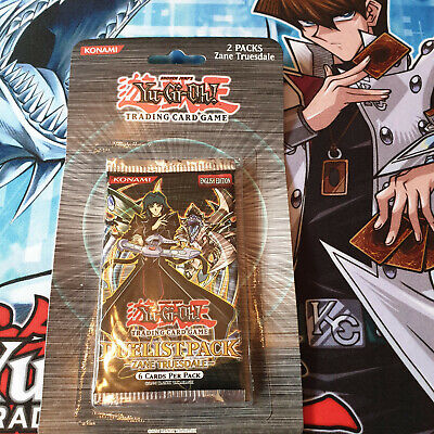 YuGiOh! Zane Truesdale Duelist Pack Blister! New And Sealed! Rare! • 30£