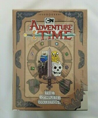 $74.99 • Buy Adventure Time The Complete Collection Cartoon Network New Sealed  FAST SHIPPING