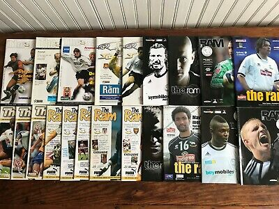 £1.40 • Buy Large Collection Of Derby County Home Programmes 1993 - 2011