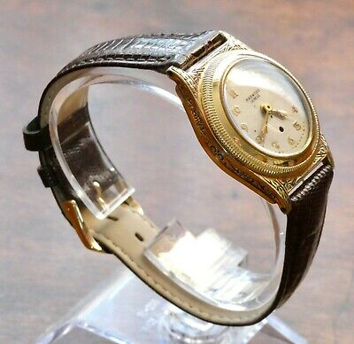 Vintage 1920's Harwood Watch .. The First Self Winding Watch .. BEAUTIFUL • 795£