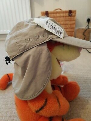 BNWT Peter Storm Cap With Removable Neck Flap Age 3-6 Yrs • 4£