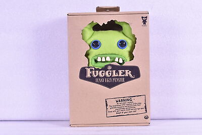 $ CDN17.46 • Buy Fuggler 9  Funny Ugly Monster Sir Horns Alot Collectible Plush, Green