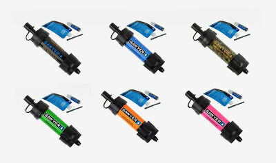 AU49.95 • Buy Sawyer Mini Water Filter - All Colours Available. Same Day Dispatch Fast Freight