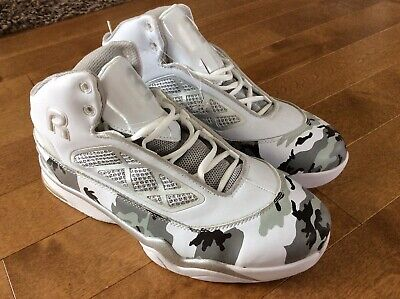 $26.95 • Buy Rycore Zero 3 Camouflage Basketball Sneakers Shoes White Gray Blk 11.5M NWOB NOS