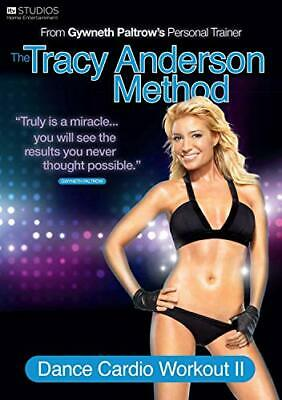 The Tracy Anderson Method - Dance Cardio Workout II DVD (2011) Tracy Anderson • 1.74£