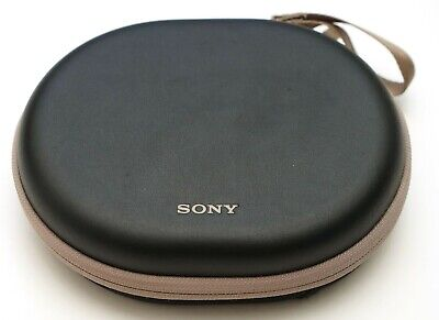 AU22.16 • Buy SONY Genuine Original Carrying Case For Headphones WH-1000XM2 MDR-1000X BEIGE