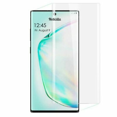 For Samsung Galaxy Note 8 9 10, Plus Genuine Tempered Glass Screen Protector New • 2.48£