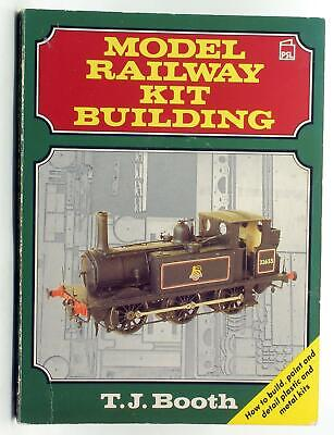 Model Railway Kit Building • 12.95£