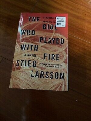 $3.50 • Buy Millennium: The Girl Who Played With Fire By Stieg Larsson (2010, Paperback)