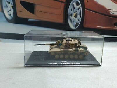 Deagostini - M60a3 Egyptian Army 1999  - 1/72  Scale Model / Tank Collection • 7.99£