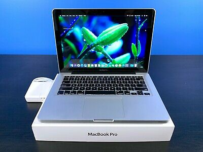 $589 • Buy EXCELLENT Apple MacBook Pro 13 / 2.9GHz INTEL I5 TURBO / 500GB /WARRANTY OS-2017