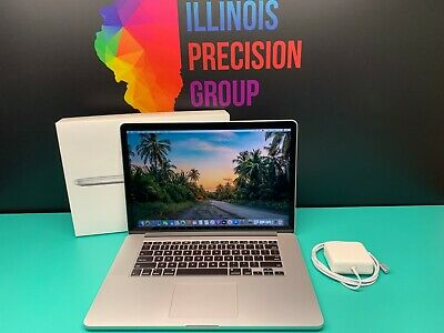 $555 • Buy Apple MacBook Pro 15  RETINA R9 / CORE I7 / 1TB SSD / 16GB / WARRANTY / OS-2017