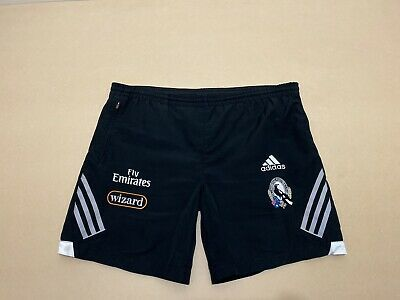 AU95.96 • Buy Adidas Collingwood Magpies Shorts Men ~ Large ~ Great Cond Player Issue AFL Team